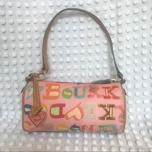 Dooney & Bourke mini barrel purse